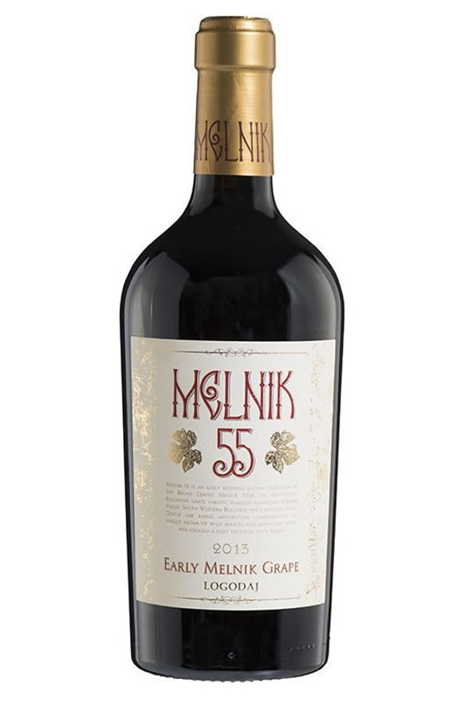 Melnik 55 Red Wine