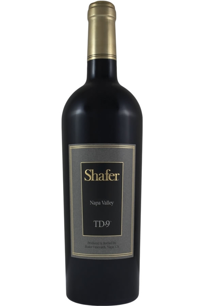 Shafer TD-9 Bordeaux Blend