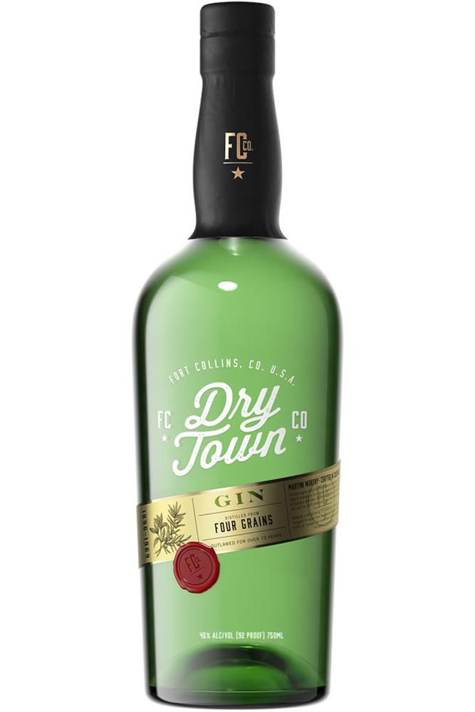 Drytown Gin