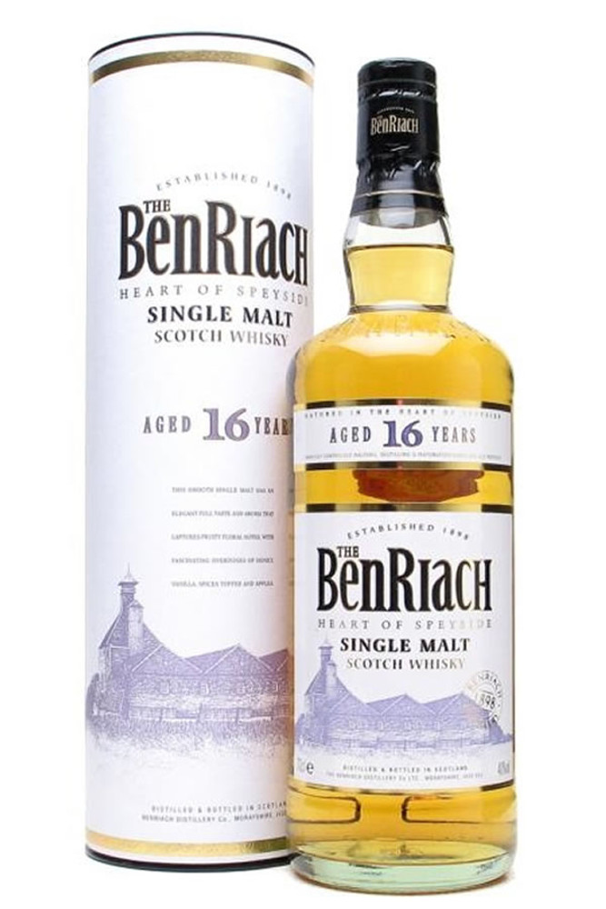 Benriach 16 Year