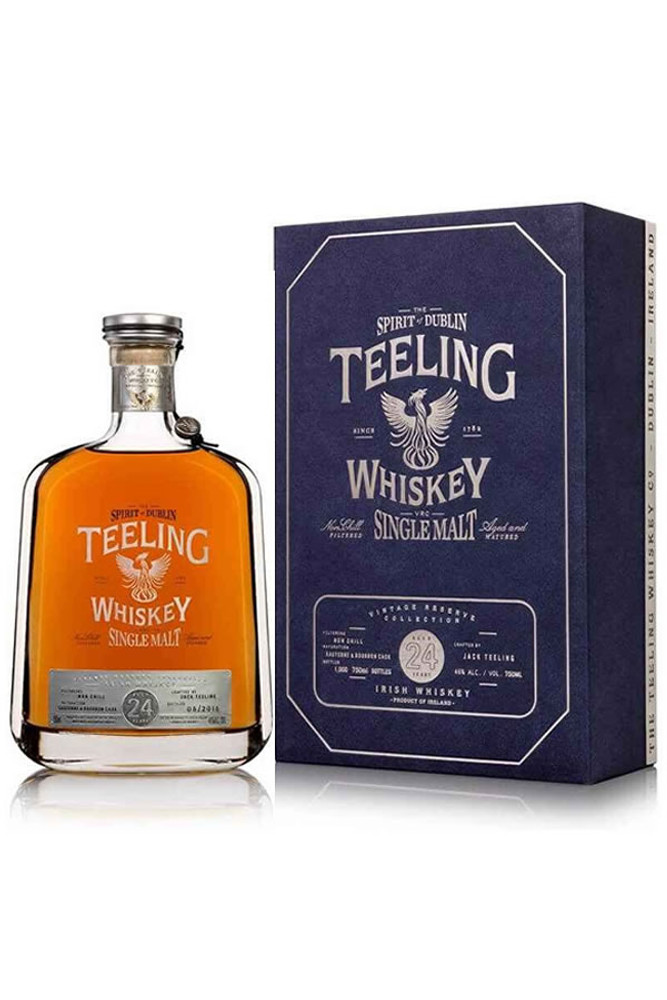Teeling Single Malt 24 Year Vintage Reserve Collection