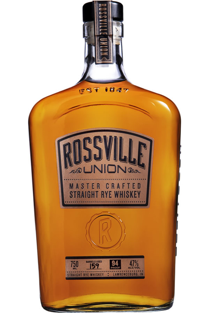 Rossville Union Master Crafted Rye