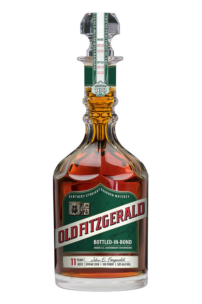 Old Fitzgerald 11 Year Bourbon 100 Proof