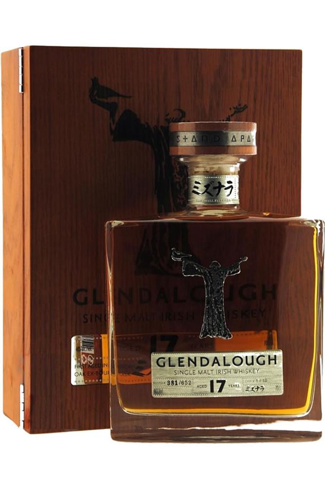 Glendalough Irish 17 Year Single Malt Mizunara Finish