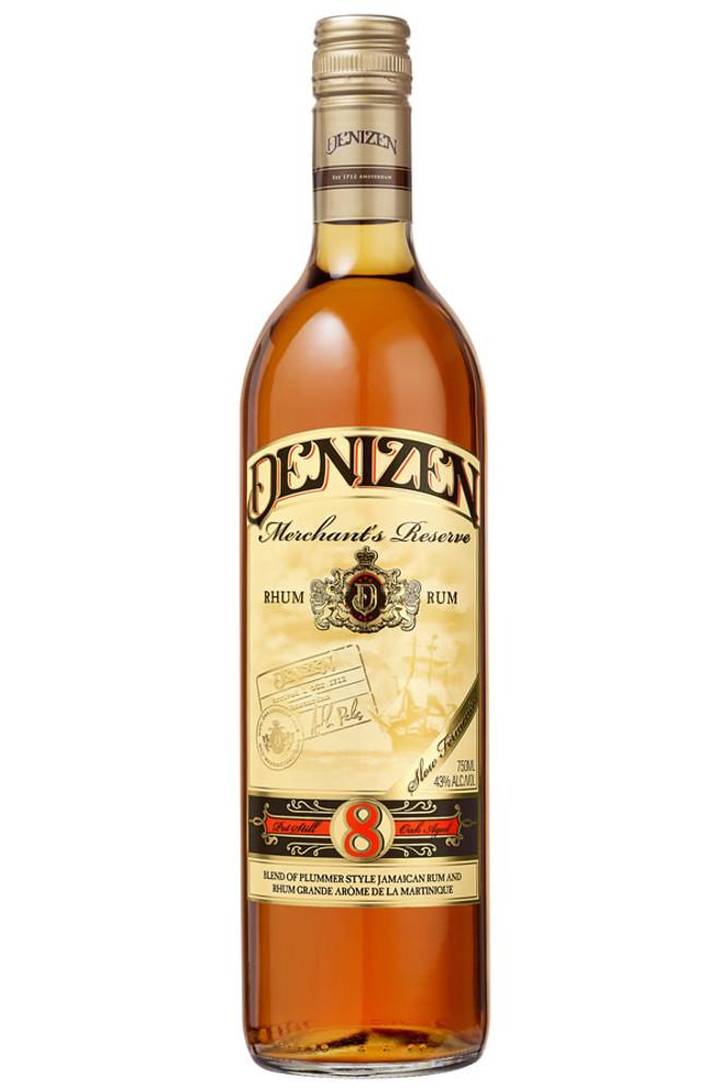 Denizen Merchant's Reserve 8 Year Vatted Rum