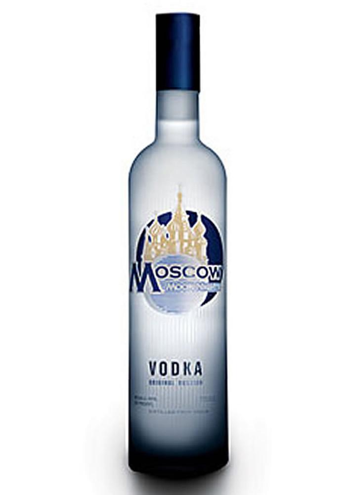 Moscow Moon Vodka