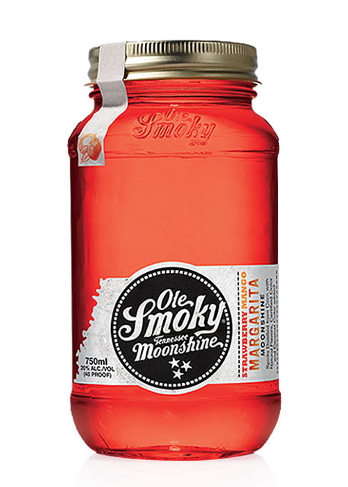 Ole Smoky Moonshine Strawberry Mango Margarita