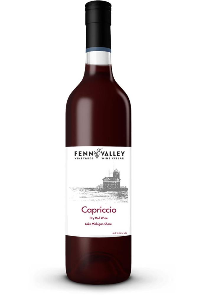 Fenn Valley Capriccio Dry Red