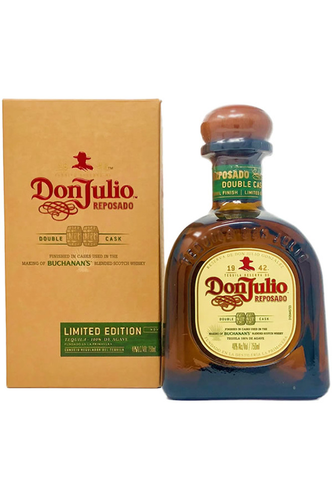 Don Julio Reposado Double Cask (Buchanan's Barrel Aged)