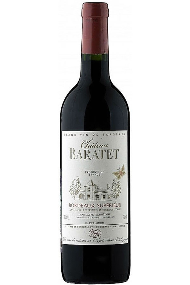 Chateau Baratet Bordeaux