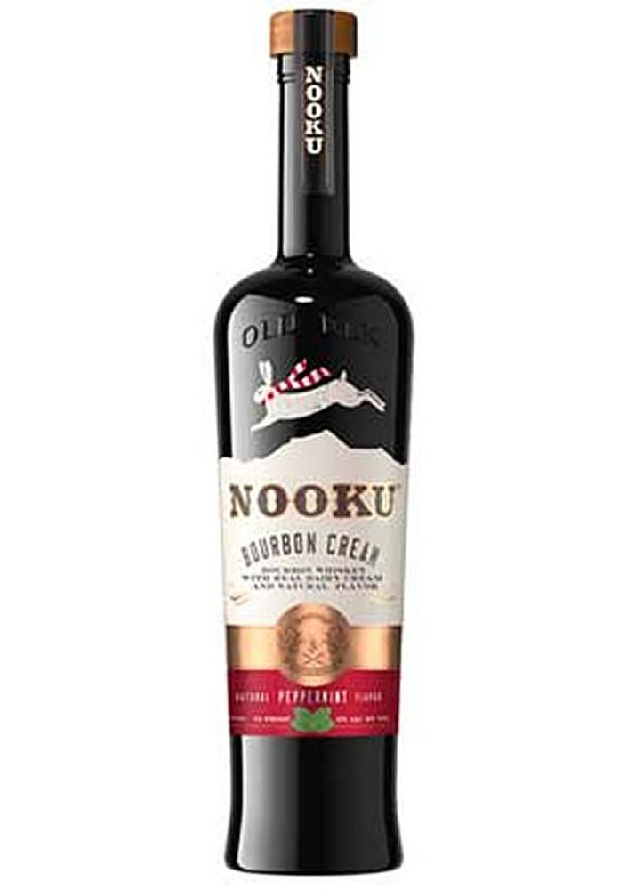 Nooku Peppermint Bourbon Cream