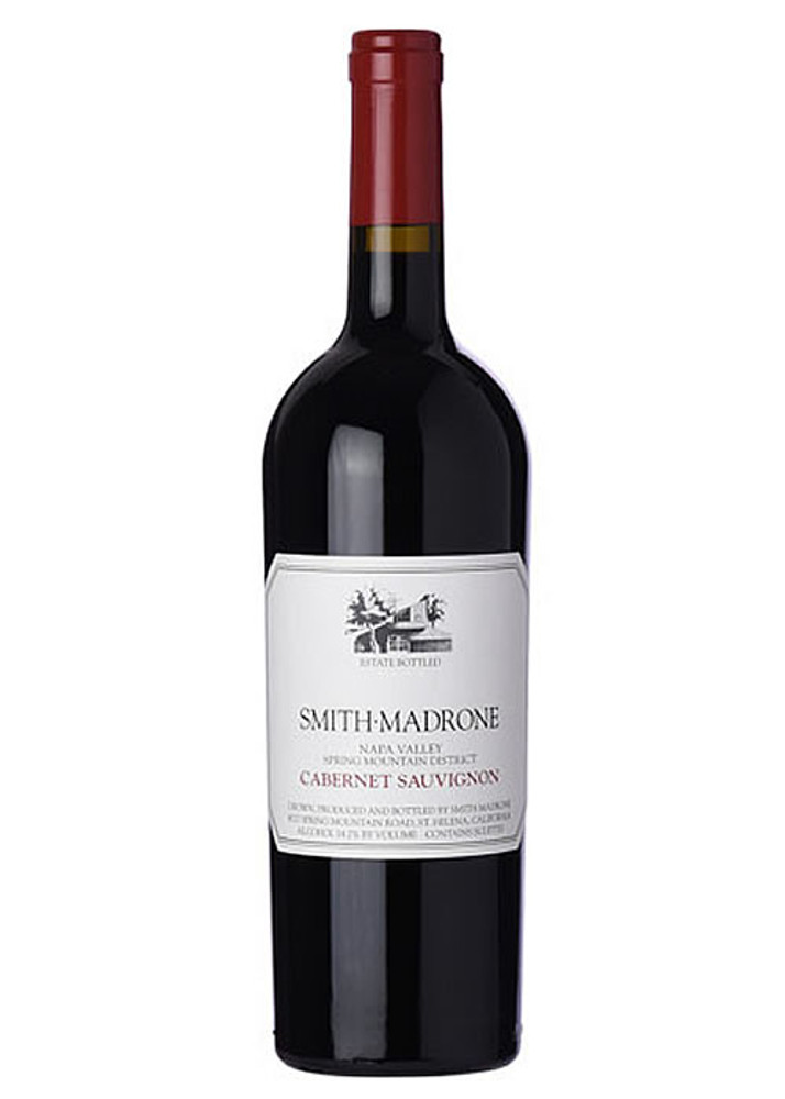 Smith Madrone Cabernet Sauvignon