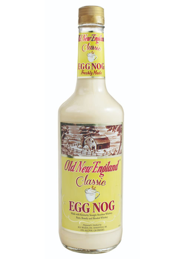 Old New England Egg Nog