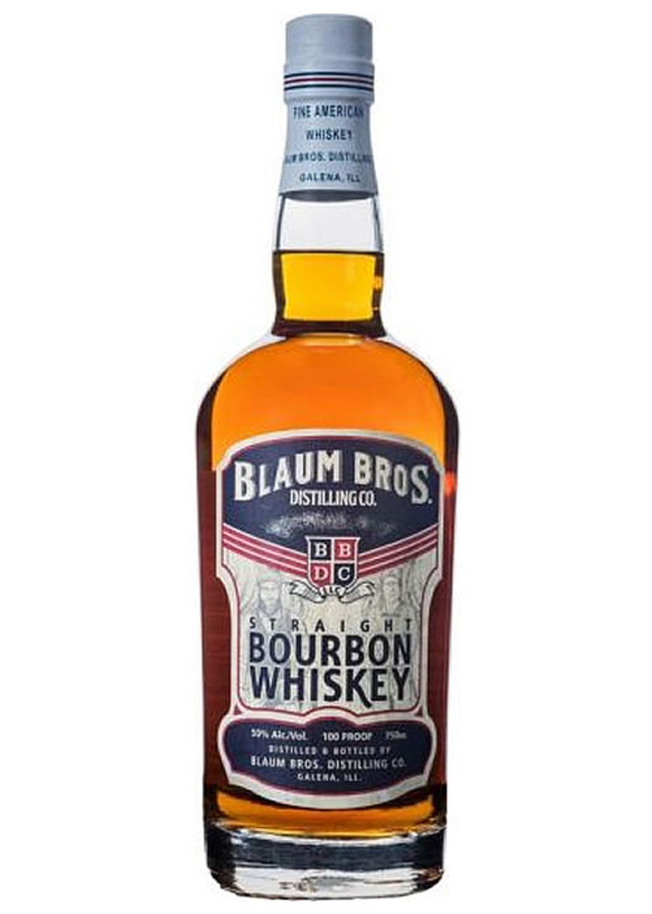 Blaum Bros. Distilling Co Straight Bourbon