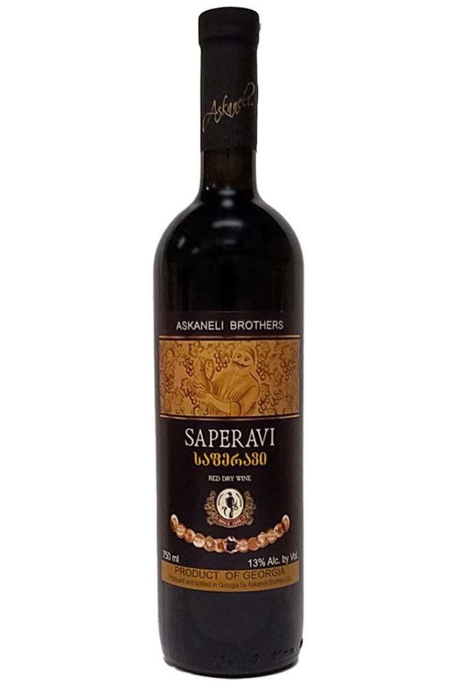 Askaneli Saperavi Dry Red Wine