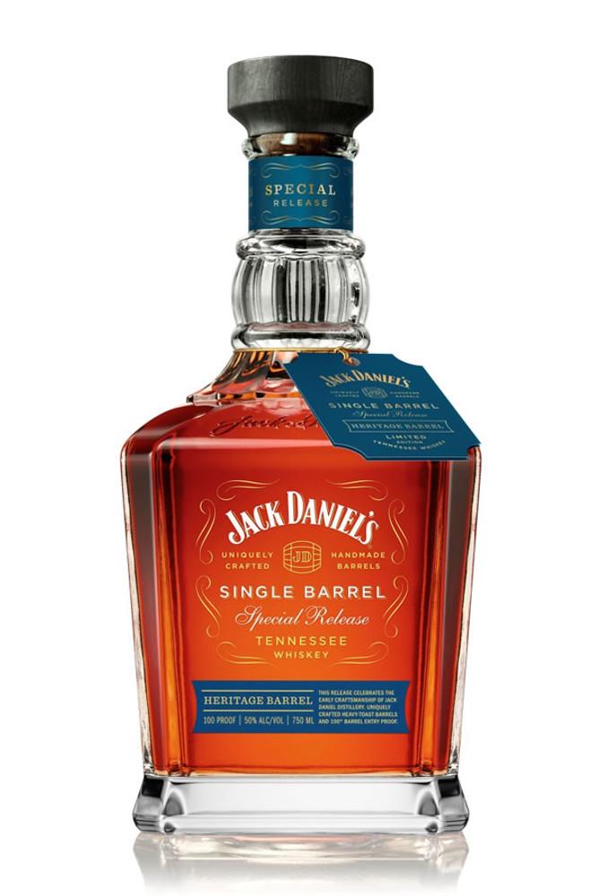 Jack Daniels Single Barrel Heritage Barrel