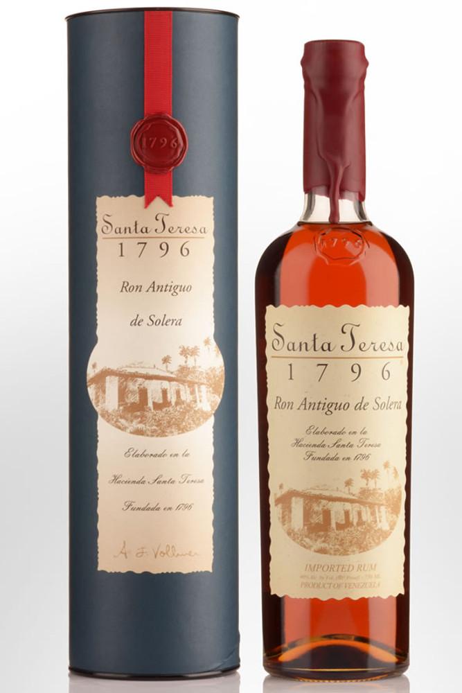 Santa Teresa 1796 Ron Antiguo de Solera Rum