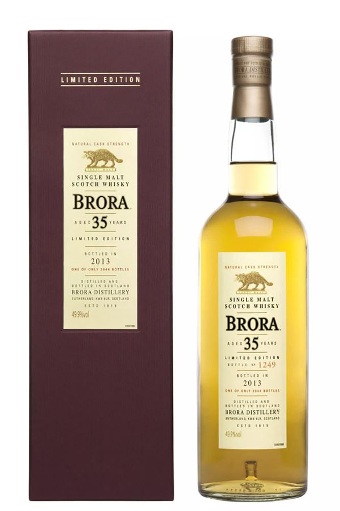 Brora 35 Year 2013