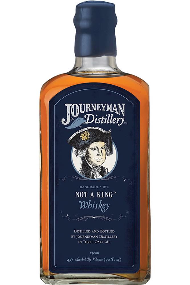 Journeyman Not A King Rye