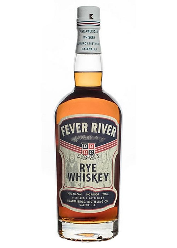 Blaum Bros. Distilling Co Fever River Rye