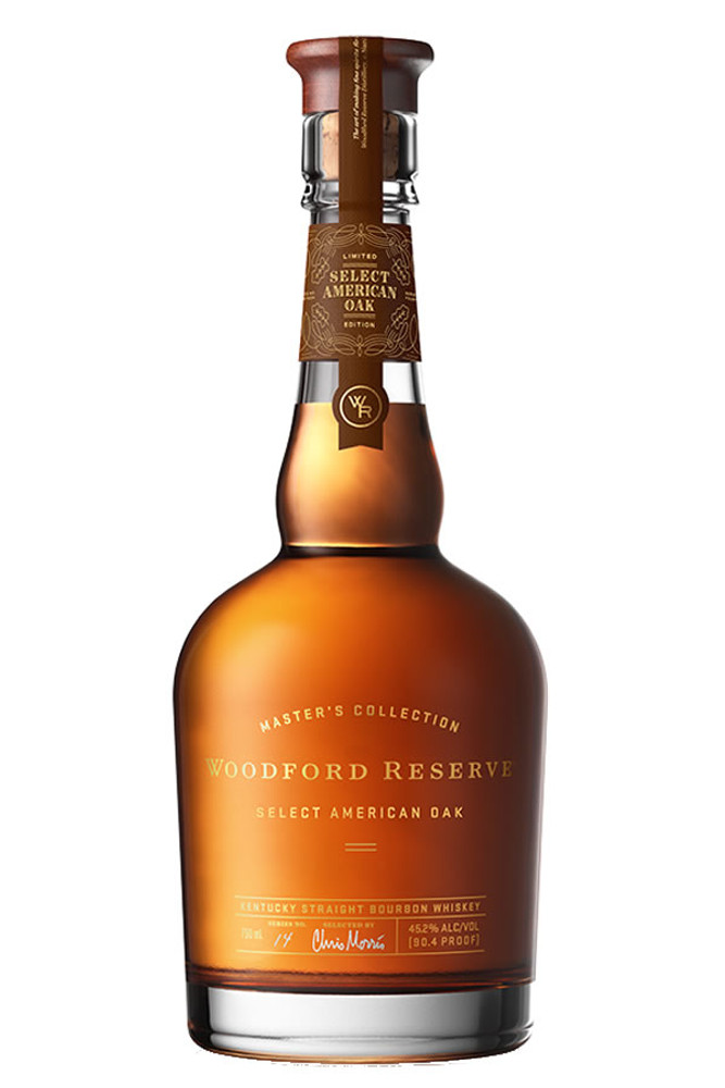 Woodford Reserve Master's Collection Oak