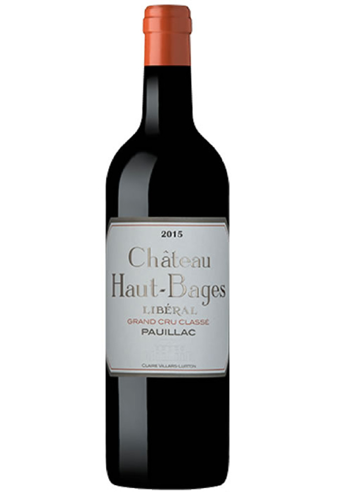 Chateau Haut Bages Liberal Pauillac