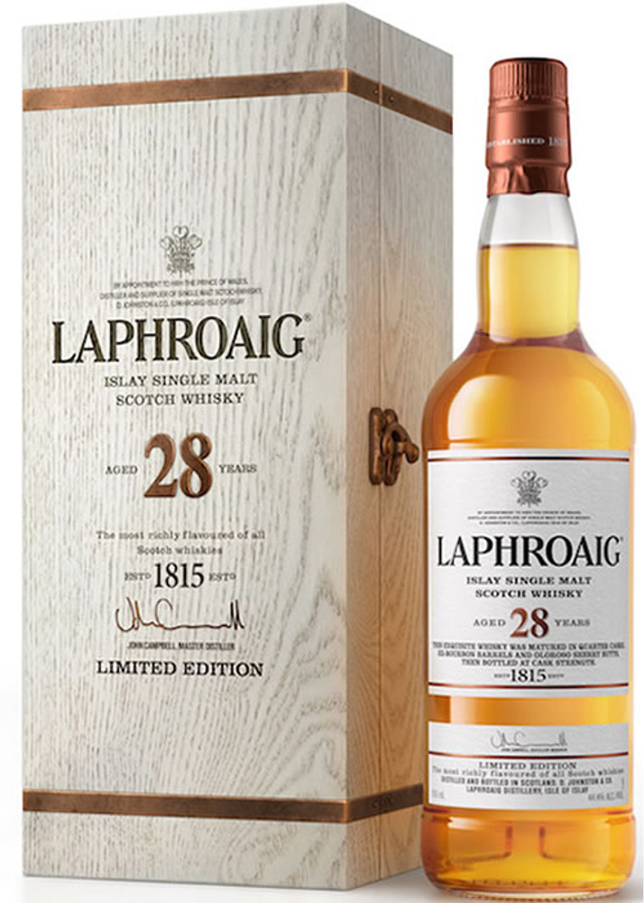 Laphroaig 28 Year Old