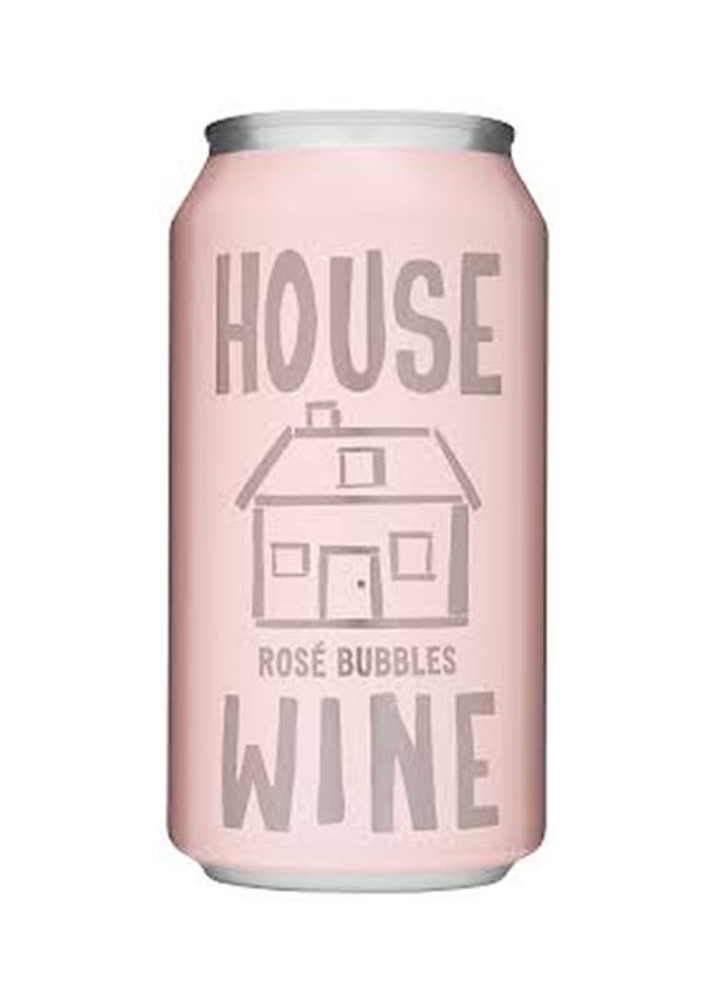 House Wine Rose Bubbles