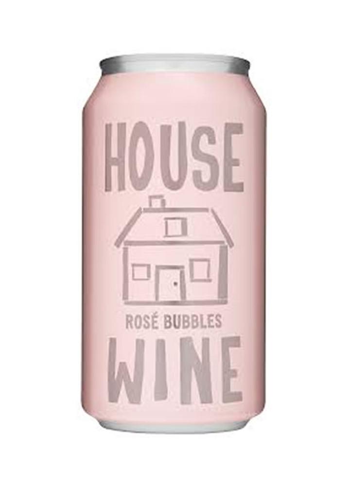 House Wine Rose Bubbles