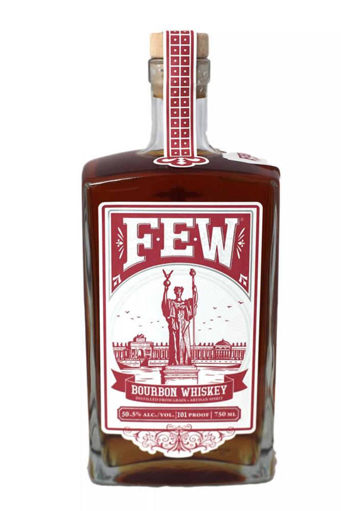 Few Spirits Single Barrel Bourbon