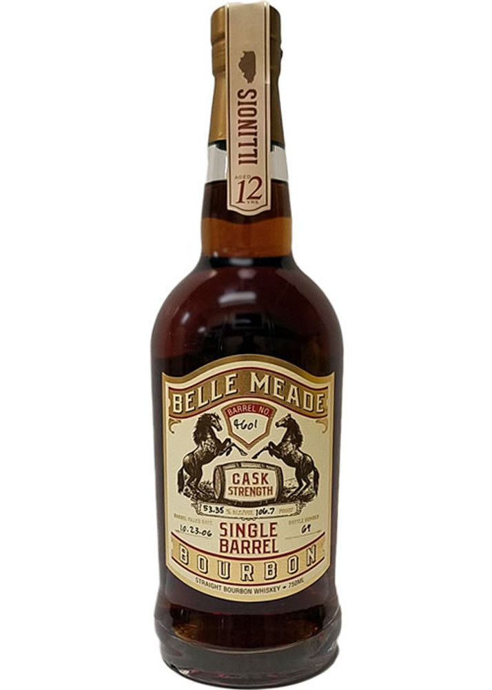 Belle Meade 12 Year Bourbon