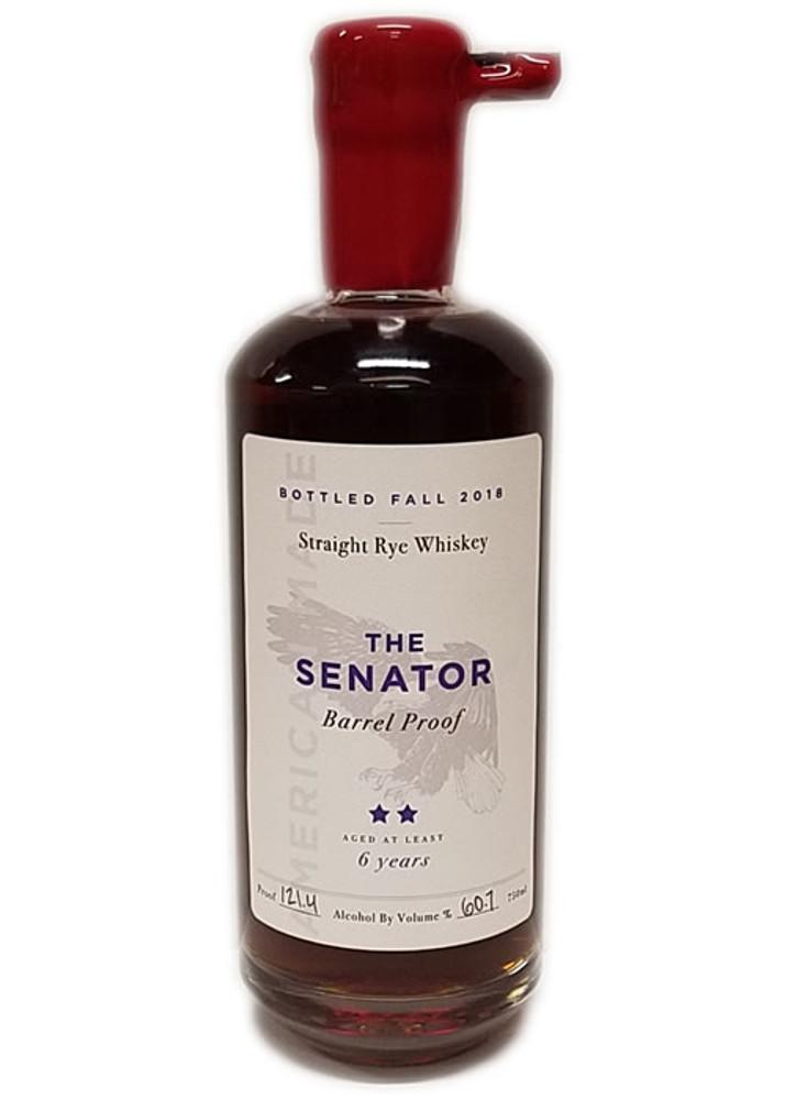 The Senator Rye Whiskey