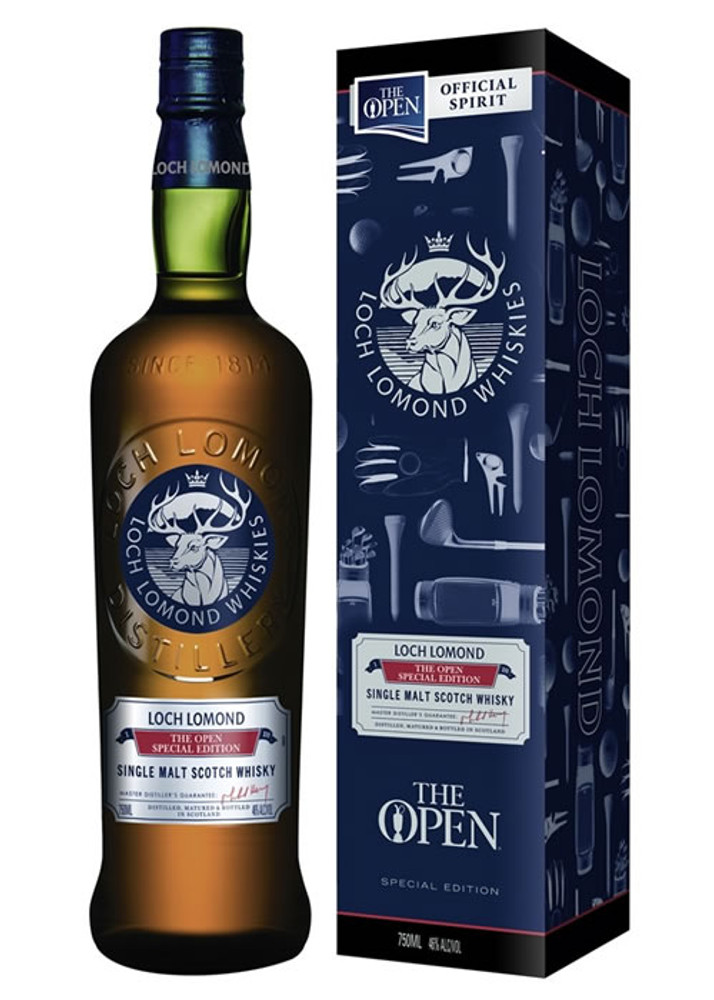 Loch Lomond The Open Special Edition