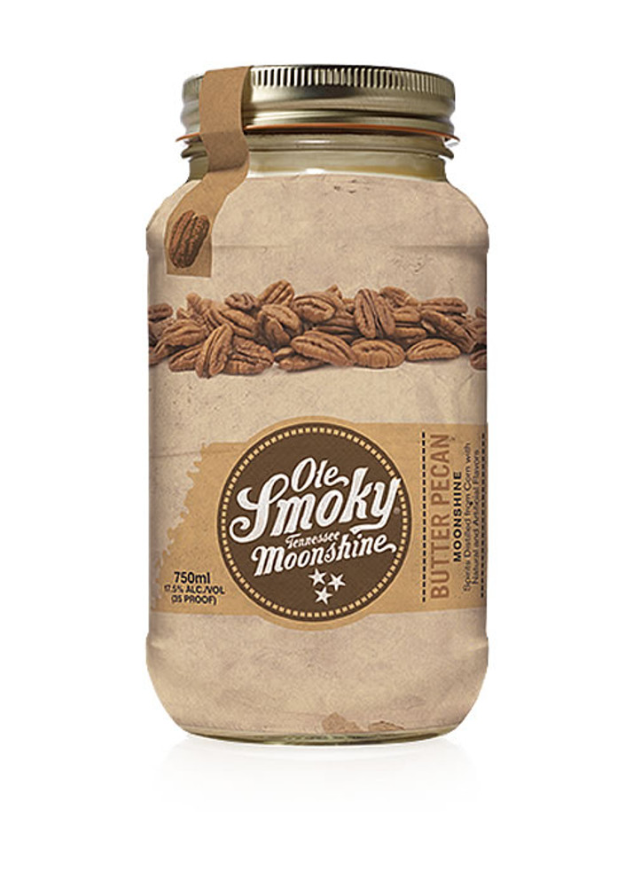 Ole Smoky Moonshine Butter Pecan