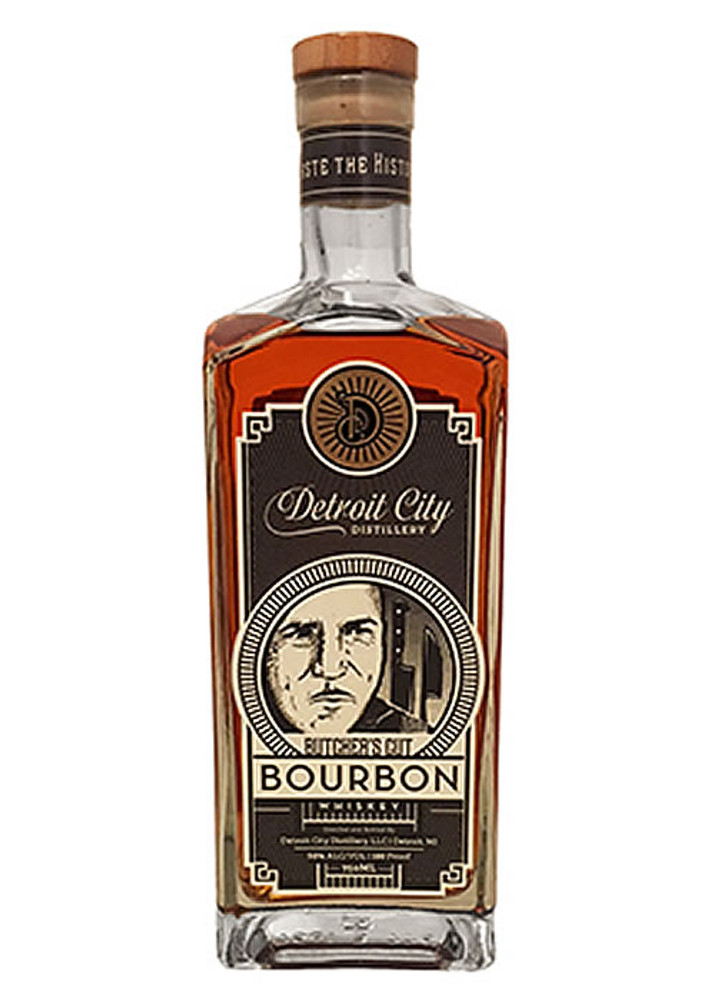 Detroit City Butcher's Cut Bourbon