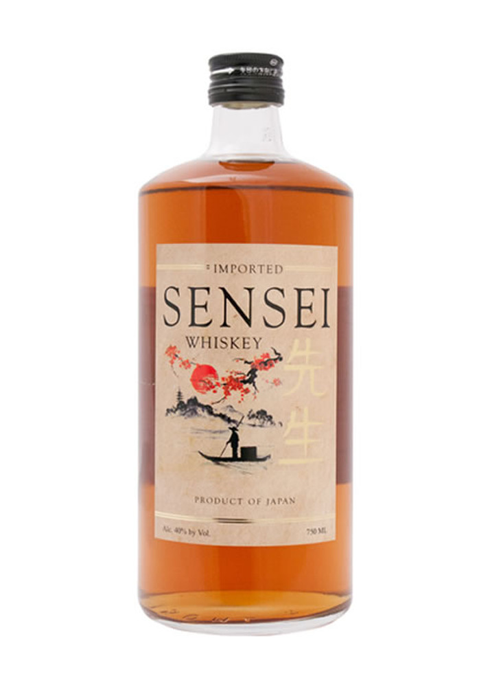 Sensei Japanese Whisky