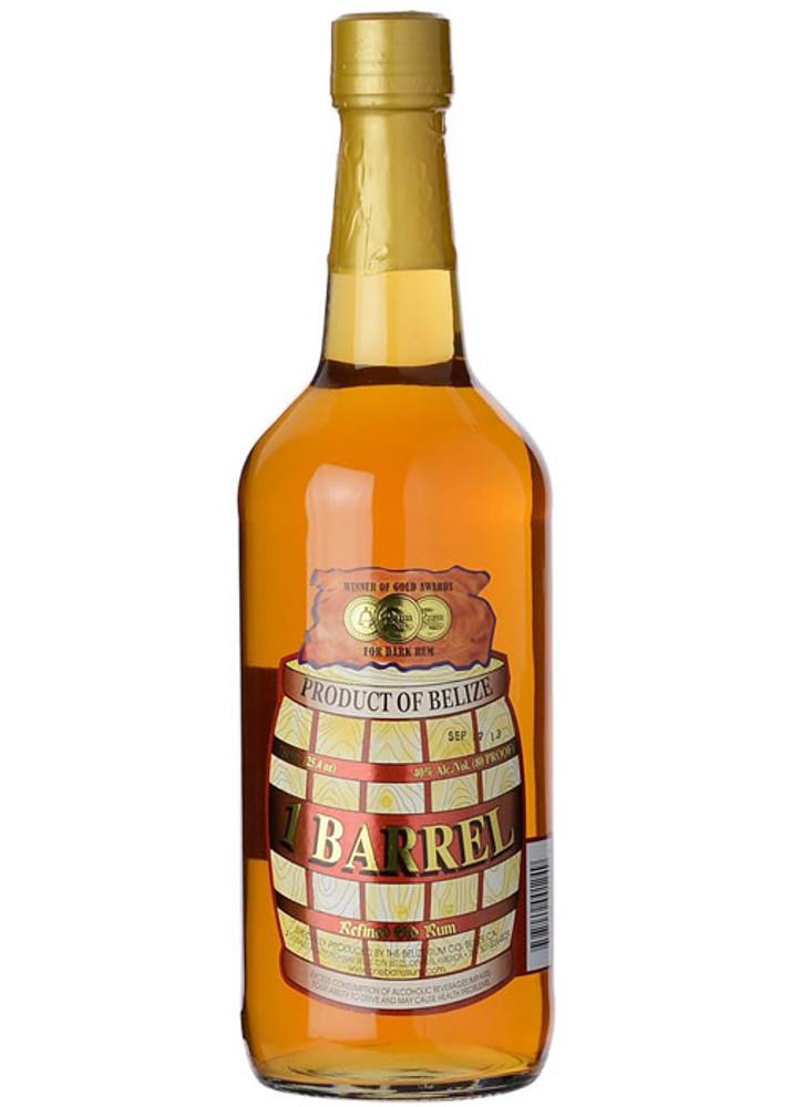 One Barrel Rum