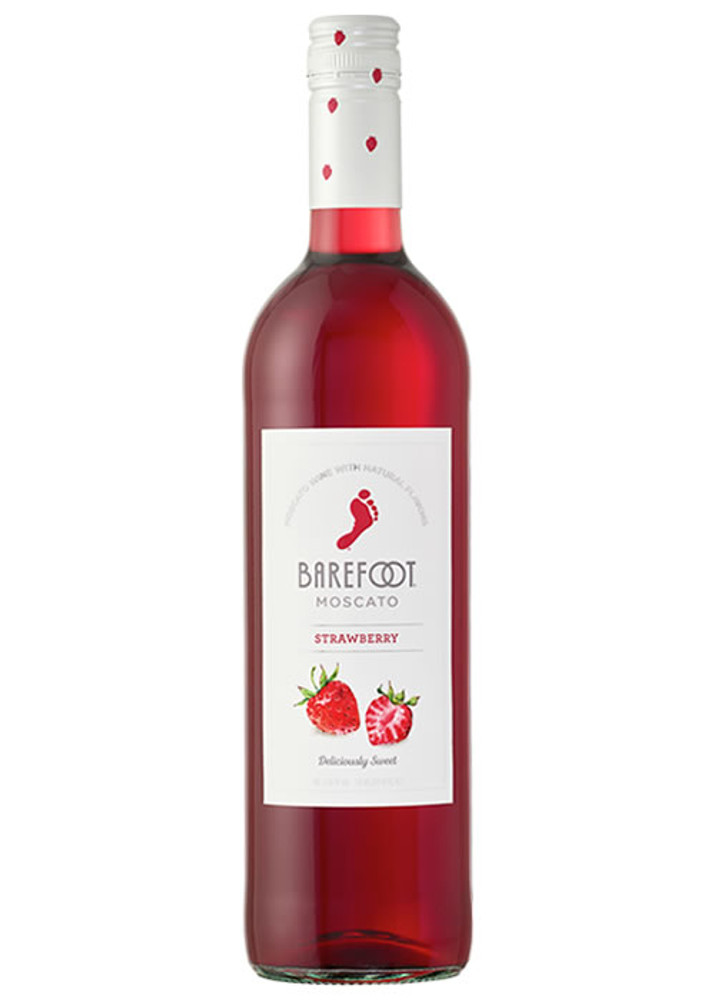 Barefoot Strawberry Moscato