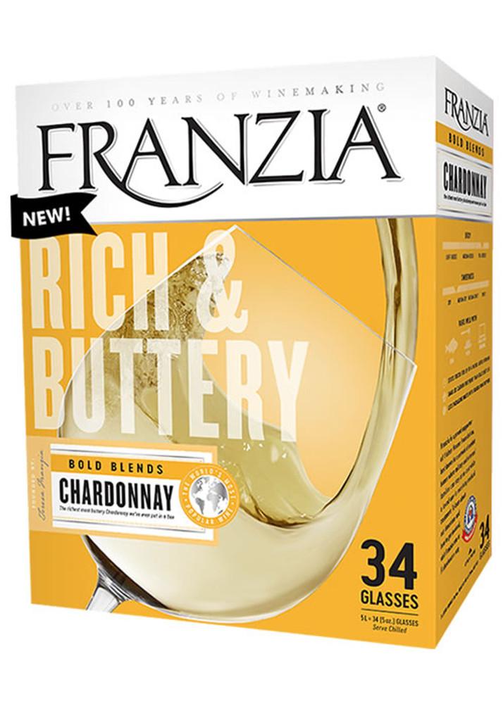 Franzia Buttery Chardonnay