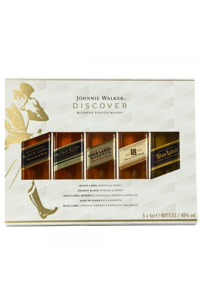 Johnnie Walker Discover Pack