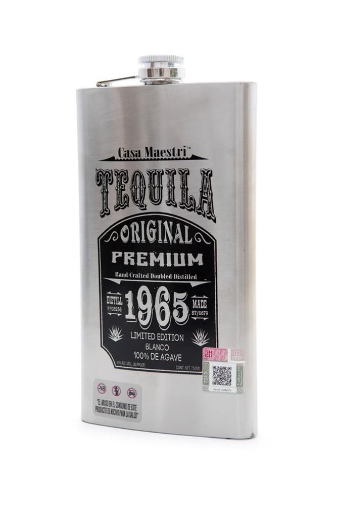 Casa Maestri Blanco Flask