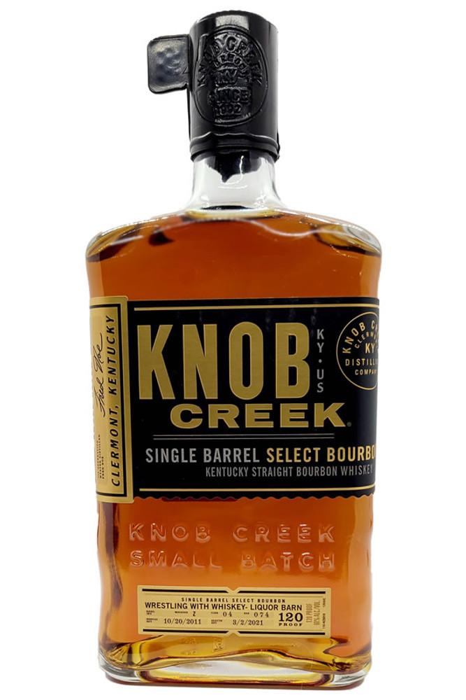 Knob Creek Single Barrel WZF04R074 WWW