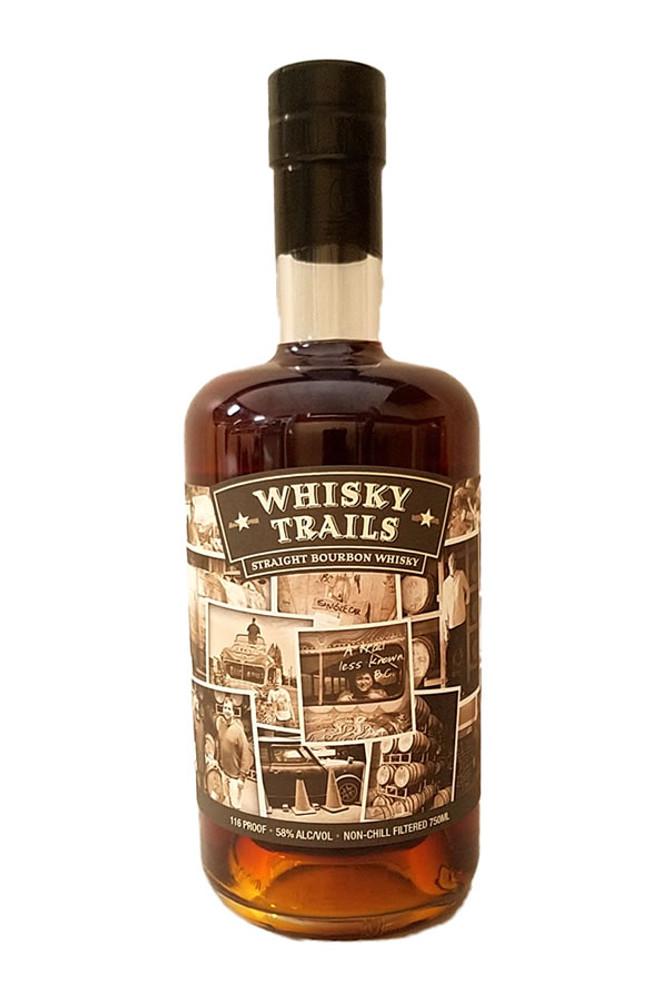 Whisky Trails Bourbon