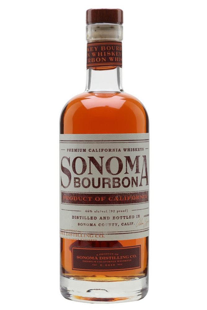 Sonoma County Distilling Bourbon