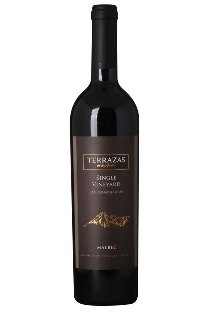 Terrazas Single Vineyard Malbec Las Compuertas