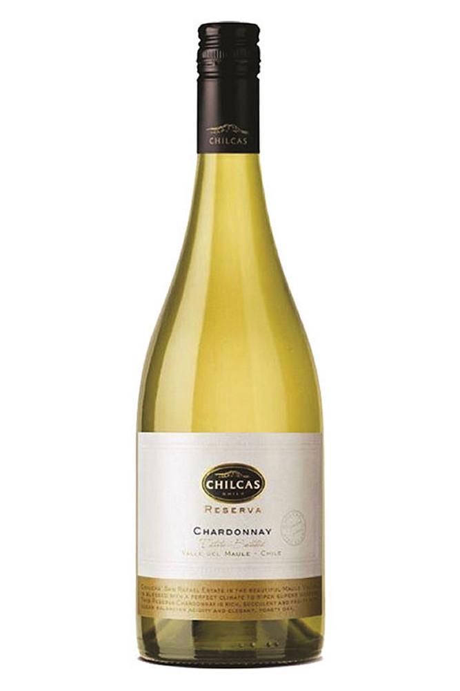 Chilcas Reserva Chardonnay