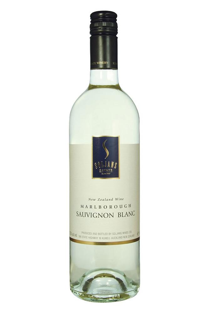 Soljans Sauvignon Blanc