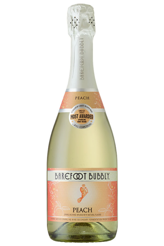 Barefoot Bubbly Peach