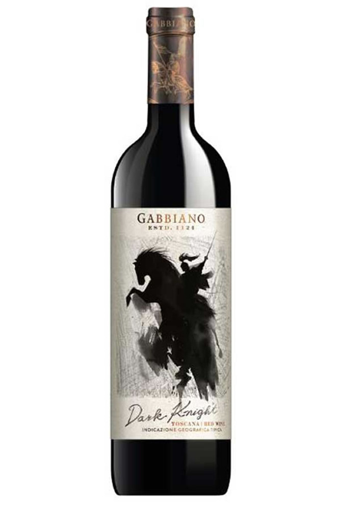 Gabbiano Dark Knight Red