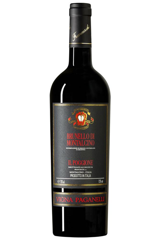 Il Poggione Brunello di Montalcino Vigna Paganelli